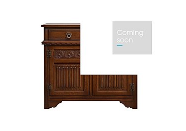 Old Charm Two Door Sideboard in Chestnut Traditional on FV