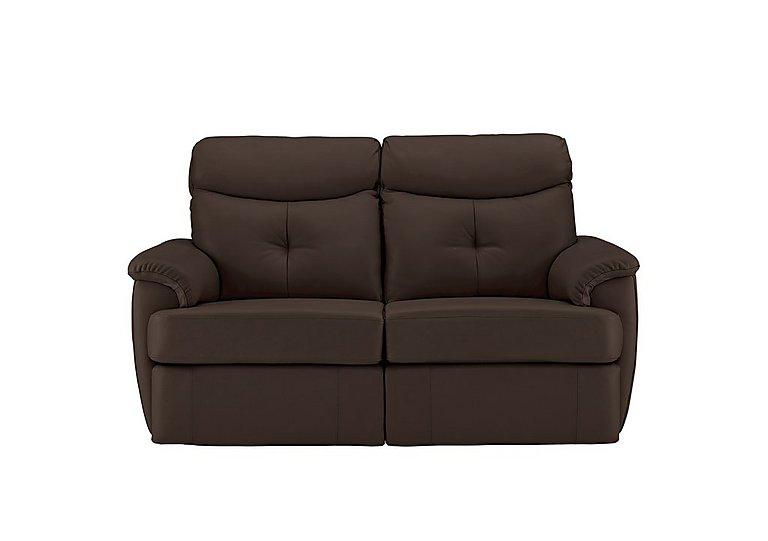 Atlanta 2 Seater Leather Recliner Sofa