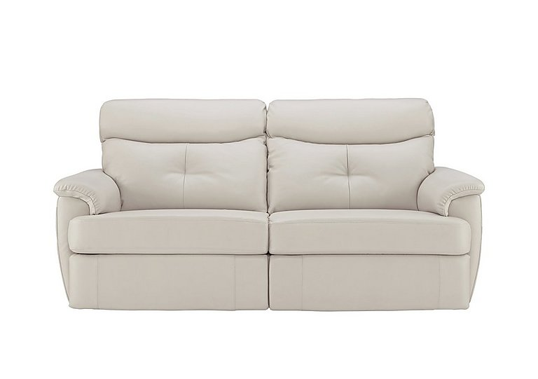 Atlanta 3 Seater Leather Recliner Sofa