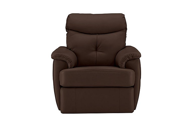 Atlanta Leather Recliner Armchair