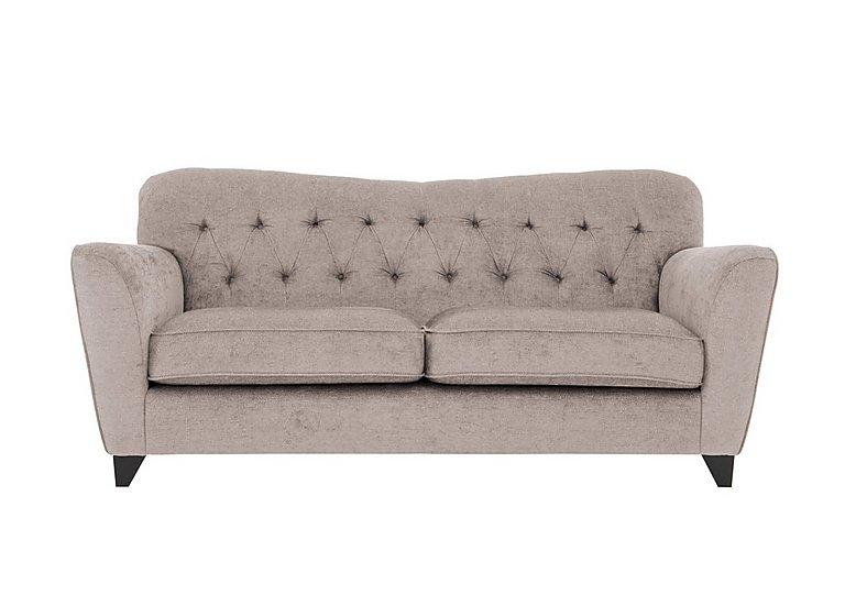 Viola 3 Seater Fabric Sofa