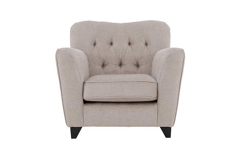 Viola Fabric Armchair