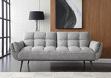 Collette Fabric Sofa Bed in  on Furniture Village