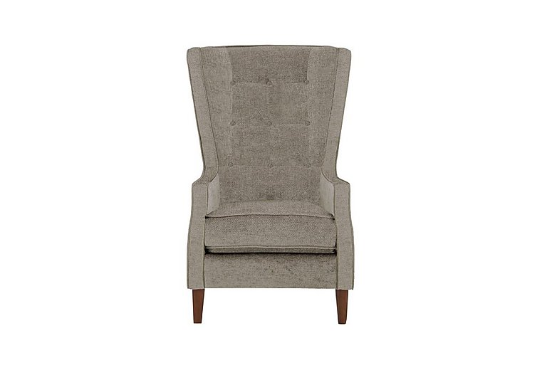 Viola Fabric Accent Armchair