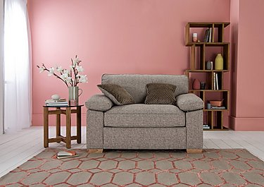 The Weekender Drift 2 Seater Fabric Sofa Bed in  on Furniture Village