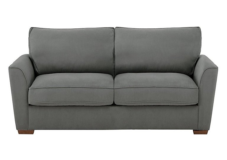 The Weekender Fable 3 Seater Deluxe Fabric Sofa Bed