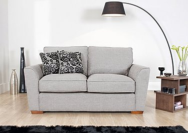 The Weekender Fable 3 Seater Fabric Sofa Bed in  on FV