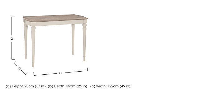 Annecy Bar Table in  on FV