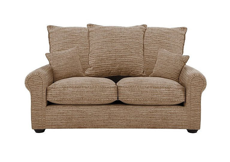 Newhaven 2 Seater Fabric Pillow Back Sofa