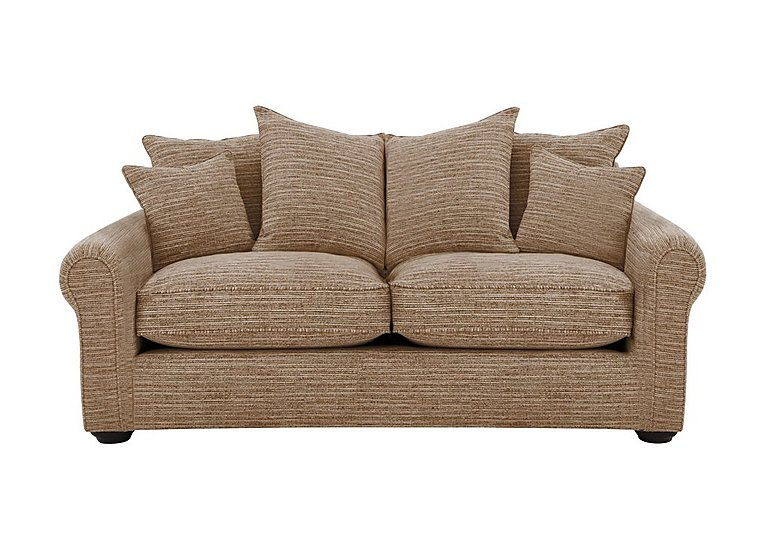 Newhaven 2.5 Seater Fabric Pillow Back Sofa