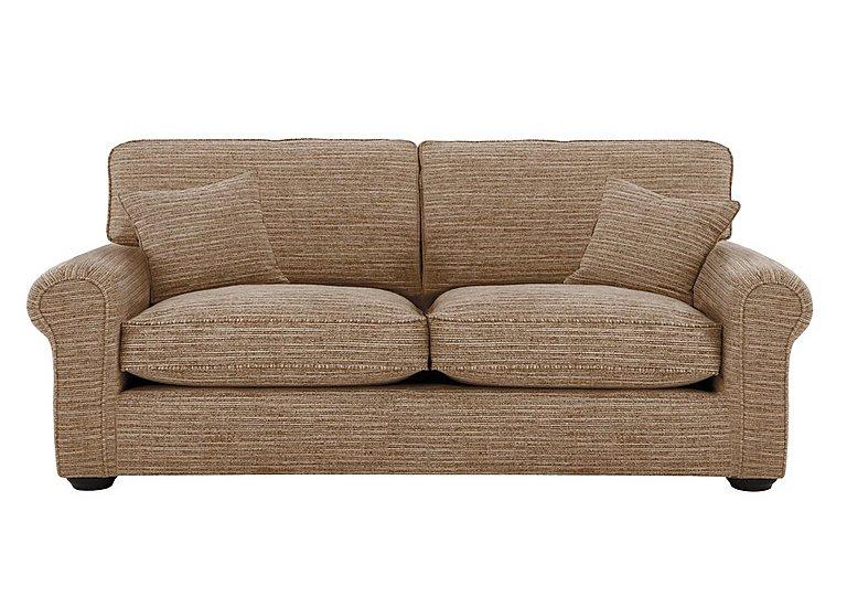 Newhaven 3 Seater Fabric Sofa