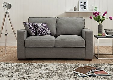 The Weekender Dune 2 Seater Fabric Sofa Bed in  on FV