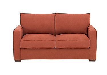 The Weekender Dune 2 Seater Fabric Sofa Bed in Cosmo Spice Dk on Furniture Village