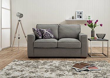 The Weekender Dune 3 Seater Deluxe Fabric Sofa Bed in  on FV