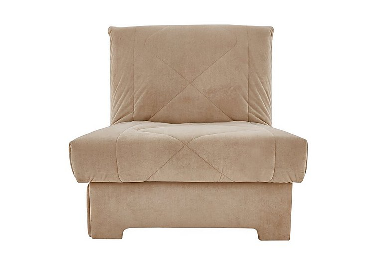 Aztec Fabric Sofa Bed Chair in A298 on Furniture Village