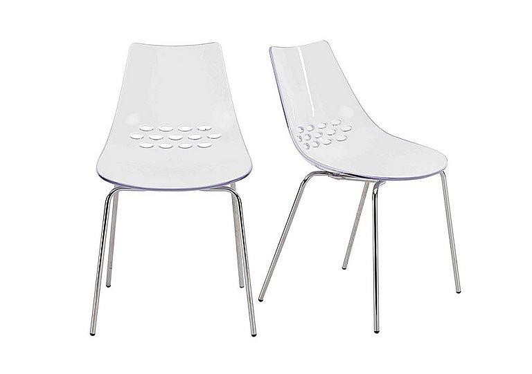 Jam Pair of Dining Chairs