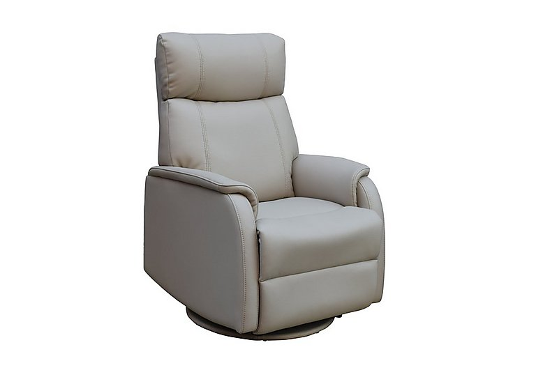 Budapest Faux Leather Recliner Armchair