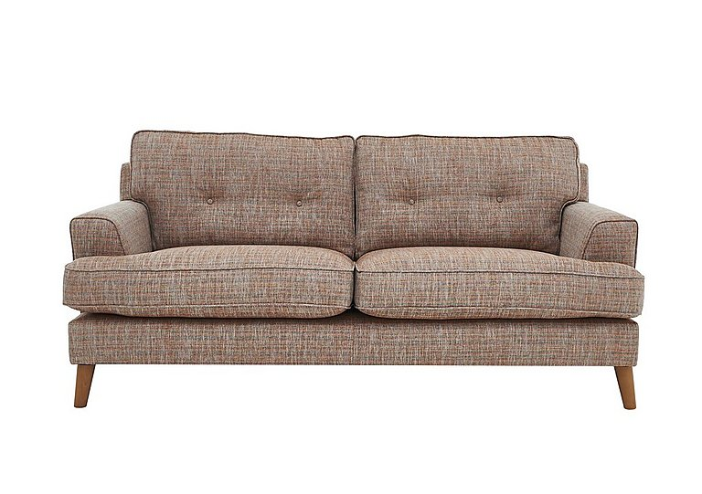 Line 2.5 Seater Fabric Sofa - Only One Left!