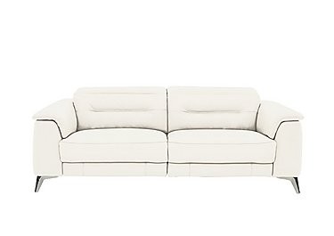 White Leather Sofas Furniture Village