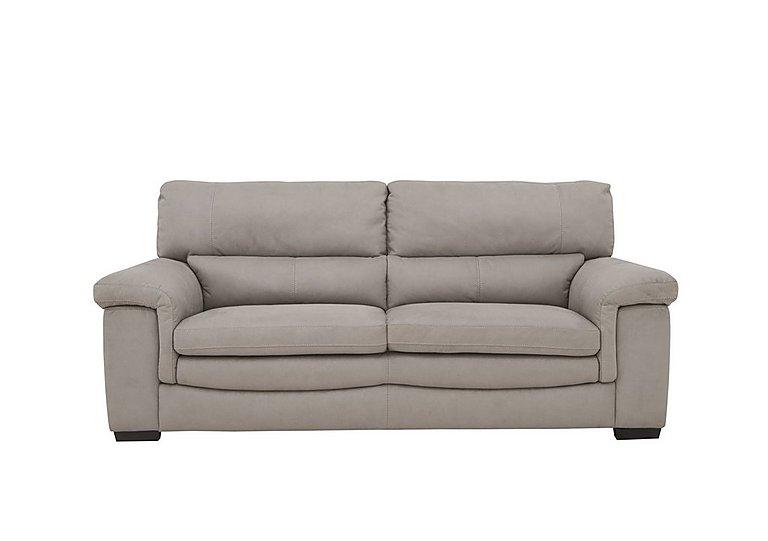 Georgia 2 Seater Fabric Sofa in Bfa-Blj-22 Dove Grey on FV
