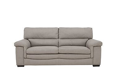 Georgia 2 Seater Fabric Sofa in Bfa-Blj-22 Dove Grey on FV