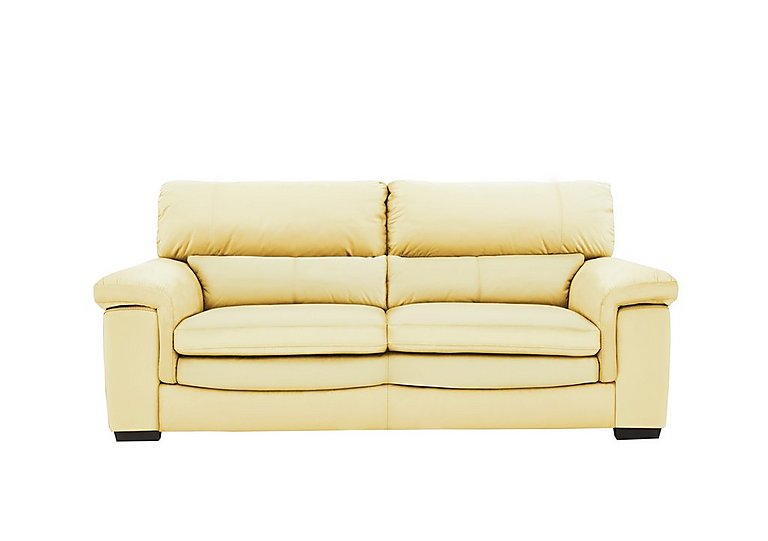 Georgia 2 Seater Leather Sofa