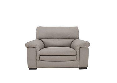 Georgia Fabric Armchair in Bfa-Blj-22 Dove Grey on Furniture Village