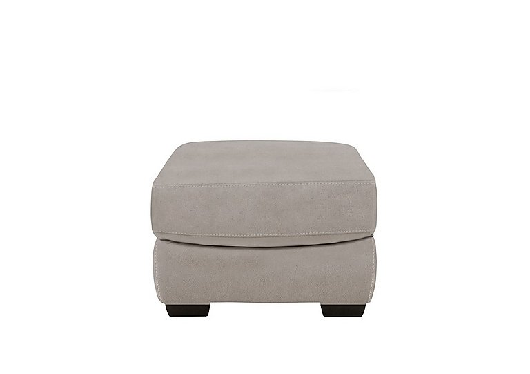 Georgia Fabric Storage Footstool in Bfa-Blj-22 Dove Grey on FV
