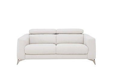 Flavio 2 Seater Fabric Sofa in Bfa-Mad-R06 Bisque on Furniture Village