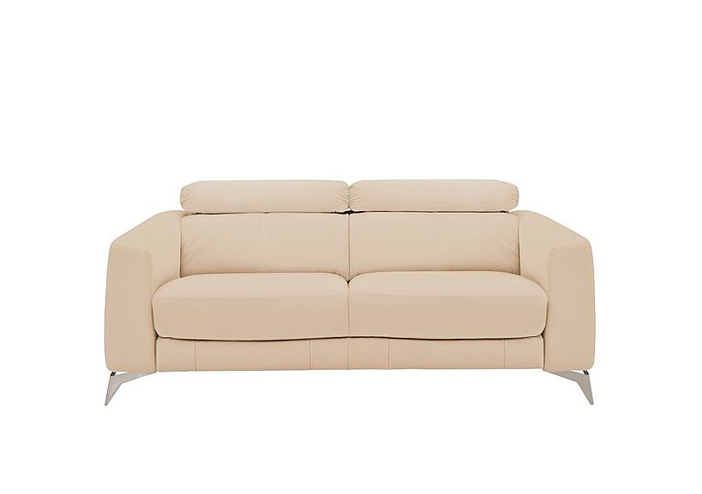 Flavio 2 Seater Leather Sofa