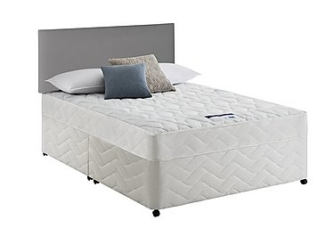 Miracoil Serenity Microquilt Divan Set in  on FV