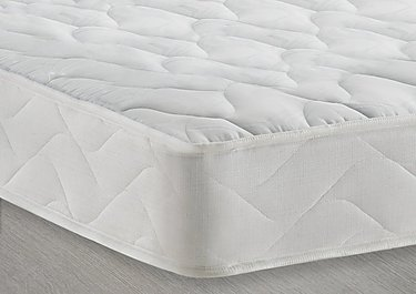 Miracoil Serenity Microquilt Mattress in  on FV