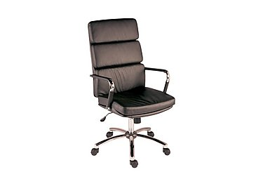 East River Pier 15 Office Chair in Black on FV