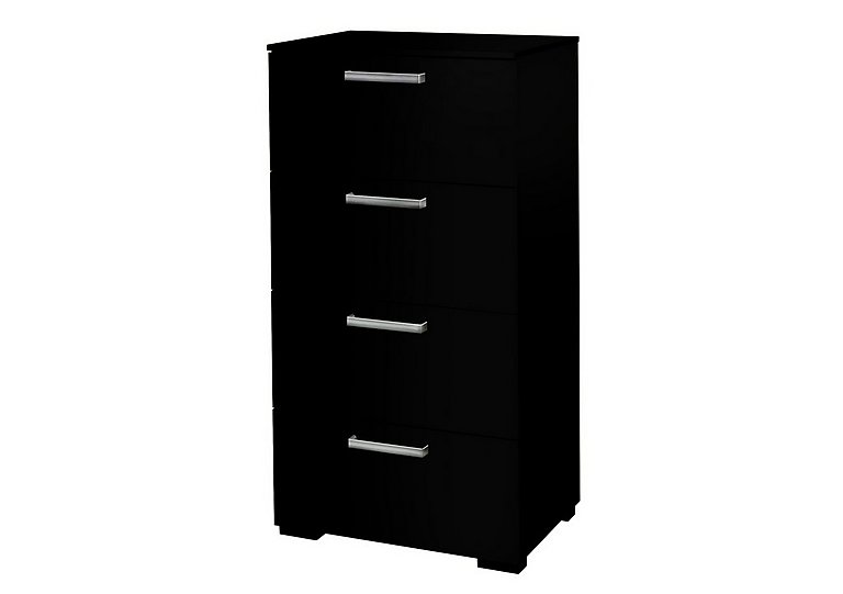 Melbourne 4 Drawer Narrow Chest
