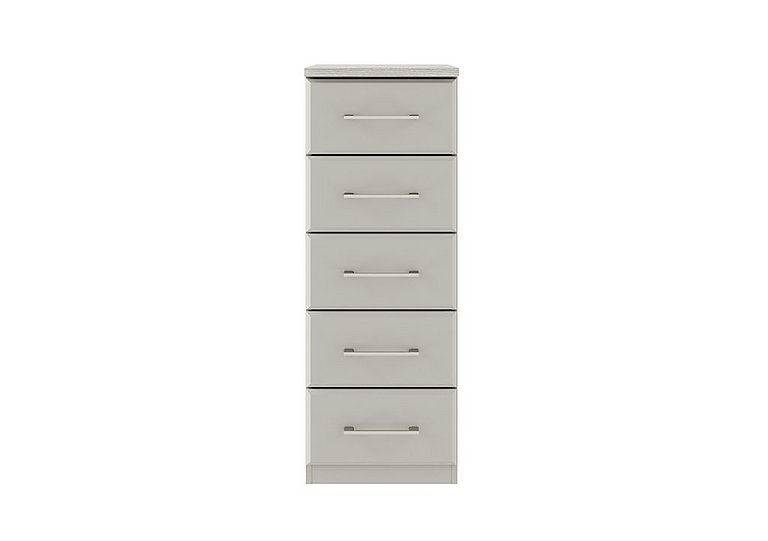 Eaton 5 Drawer Narrow Chest