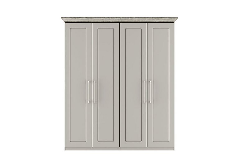Eaton 4 Door Wardrobe