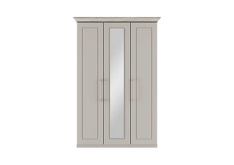 Eaton 3 Door Centre Mirror Wardrobe