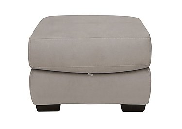 Shades Fabric Storage Footstool in Bfa-Blj-22 Dove Grey on Furniture Village