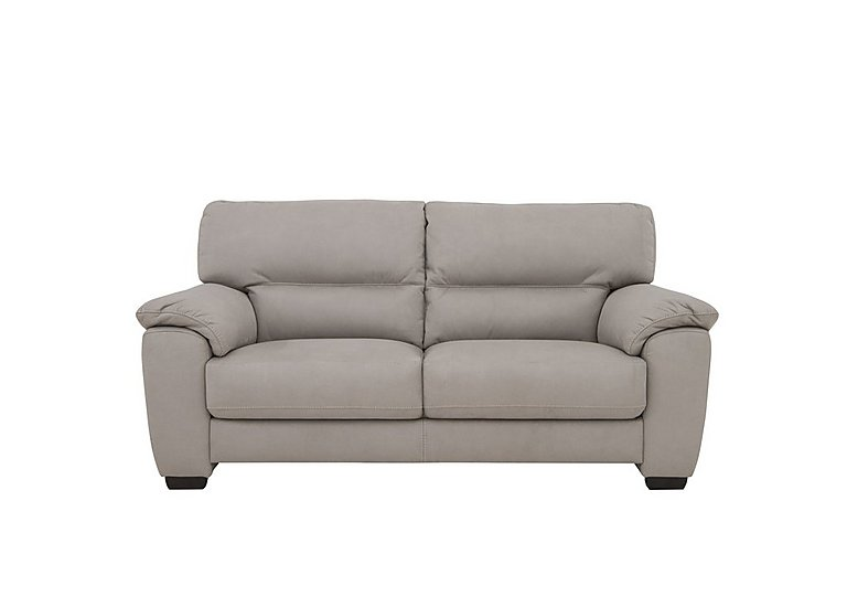 Shades 2 Seater Fabric Sofa in Bfa-Blj-22 Dove Grey on Furniture Village