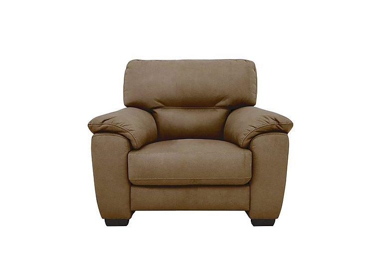 Shades Fabric Armchair