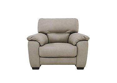 Shades Fabric Armchair in Bfa-Blj-Rt946 Silver Grey on Furniture Village