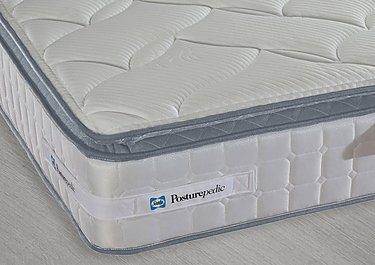 Latex 1400 Mattress in Pewter on FV