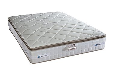 Pillow Top 2200 mattress in Caramel on FV