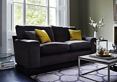The Avenue Collection 5th Avenue 3 Seater Fabric Sofa in  on FV