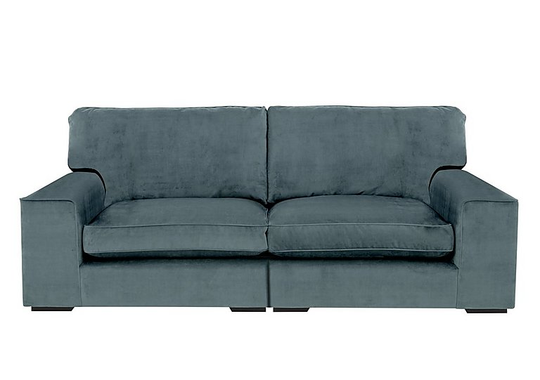 The Avenue Collection 5th Avenue 4 Seater Split Back Fabric Sofa