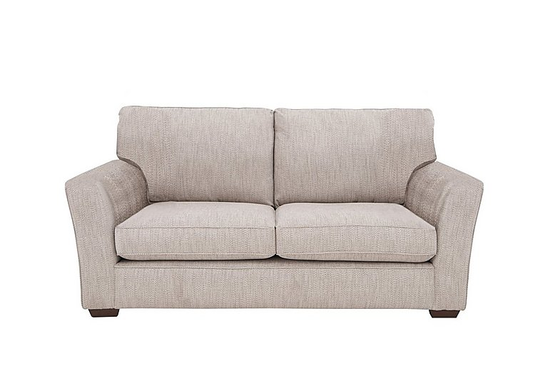 The Avenue Collection Madison Avenue 2 Seater Fabric Sofa in Carson Pebble Dk Col 3 on Furniture Village