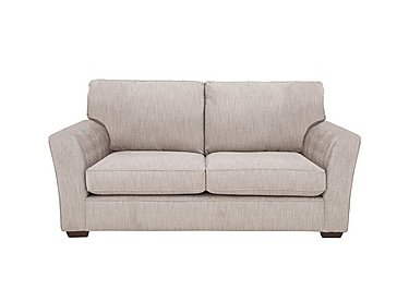 The Avenue Collection Madison Avenue 2 Seater Fabric Sofa in Carson Pebble Dk Col 3 on FV
