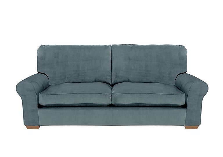 The Avenue Collection Park Avenue 4 Seater Fabric Sofa