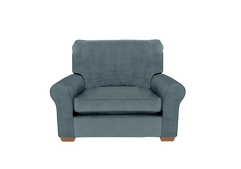 The Avenue Collection Park Avenue Fabric Armchair
