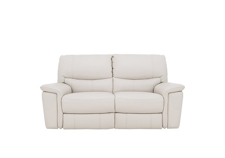 Relax Station Bliss 2 Seater Leather Recliner Sofa